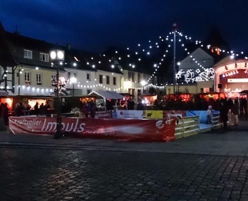 Weihnachtszauber in Kirchheimbolanden mit proKIBO e.V.