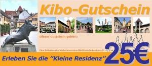 Kibo-Gutschein 20 Euro von proKIBO e.V. Kirchheimbolanden