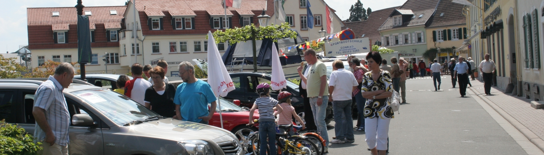 Maimarkt in Kirchheimbolanden mit proKIBO e.V.