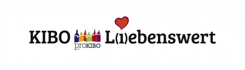 Kibo liebenswert eine Initiative von pro KIBO e.V.